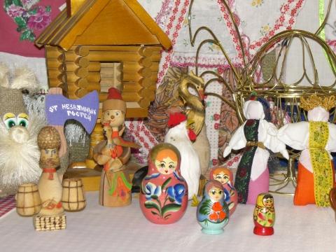 Сегодня в Северске открывается выставка традиционной народной игрушки &quot