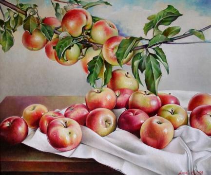 Яблочный спас - Елена Владимировна Райзинк