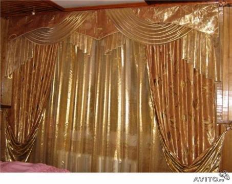 Шторы фото ламбрекены дизайн штор
