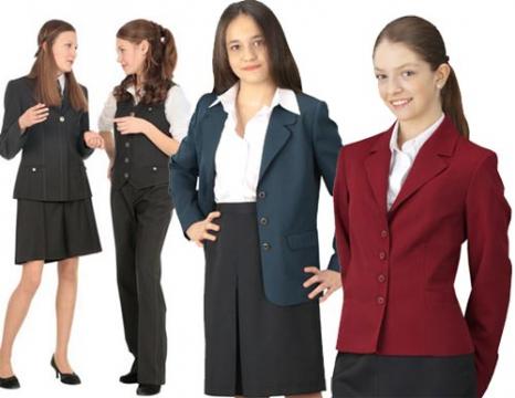 мода школьная форма для девочек фото 2012.
