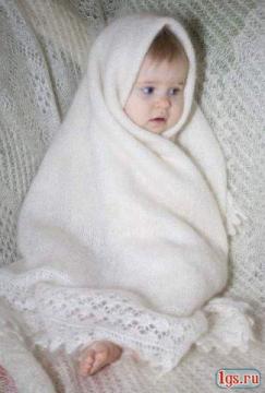 Продам оригинальный Оренбургский пуховый платок, шарф, паутинку.  Тонкая ручная работа разной вязки.