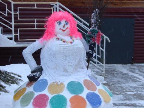 Как сделать снежколеп своими руками в домашних условиях